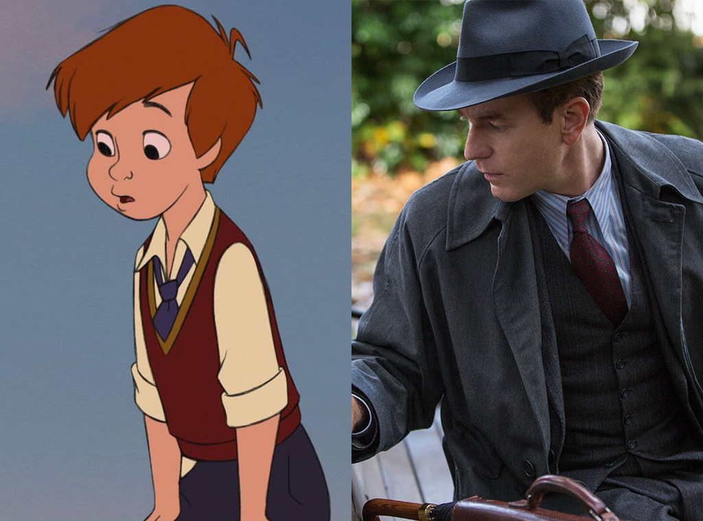 Christopher Robin, Winnie The Pooh, Animated Disney vs. Live Action Disney