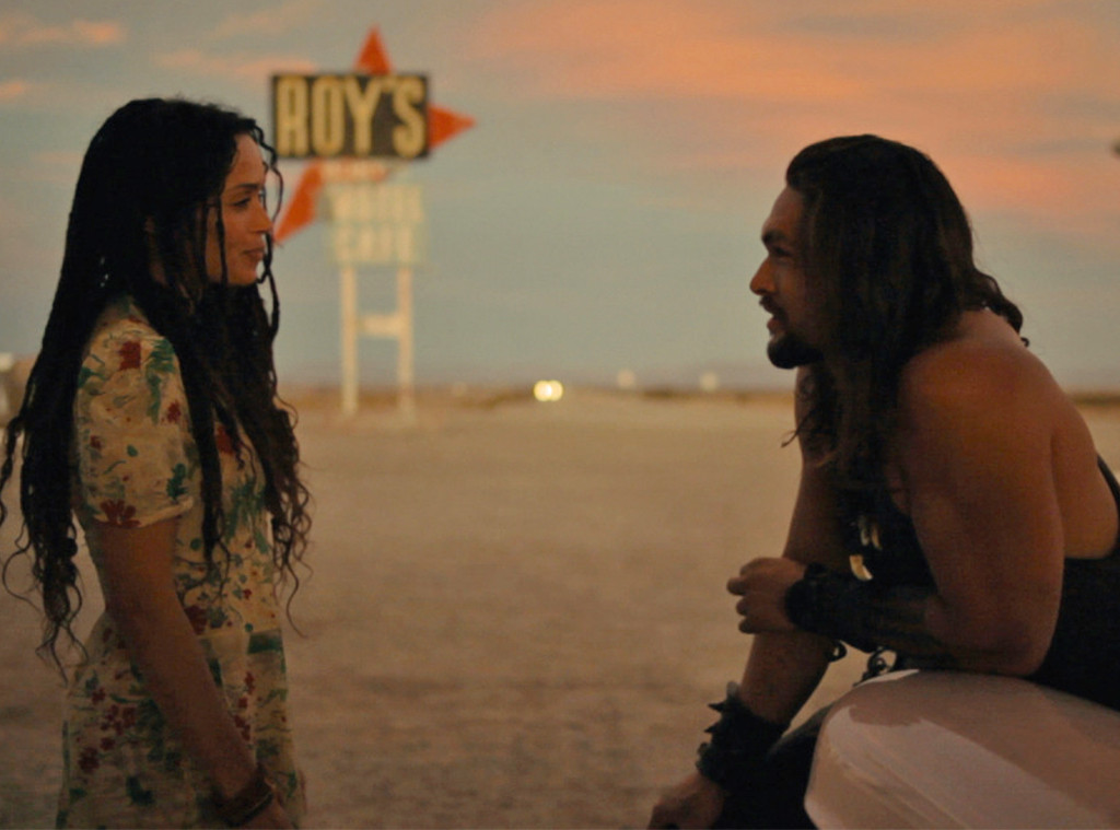 Lisa Bonet, Jason Momoa, Road to Paloma