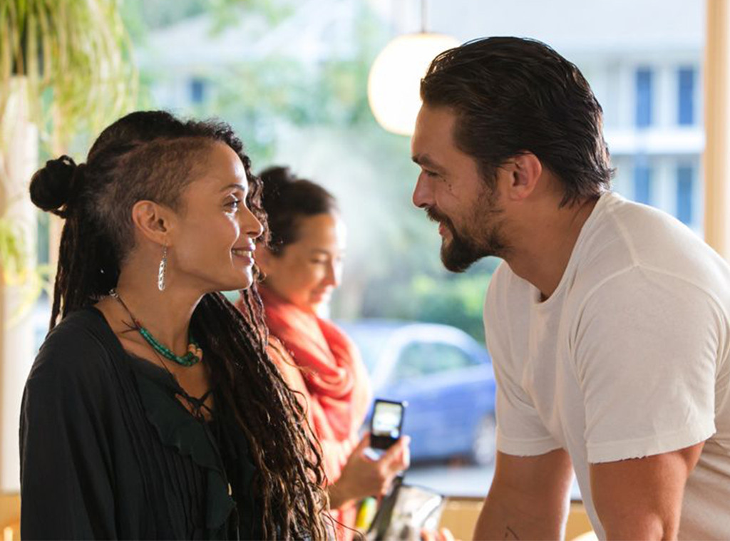 Lisa Bonet, Jason Momoa, The Red Road