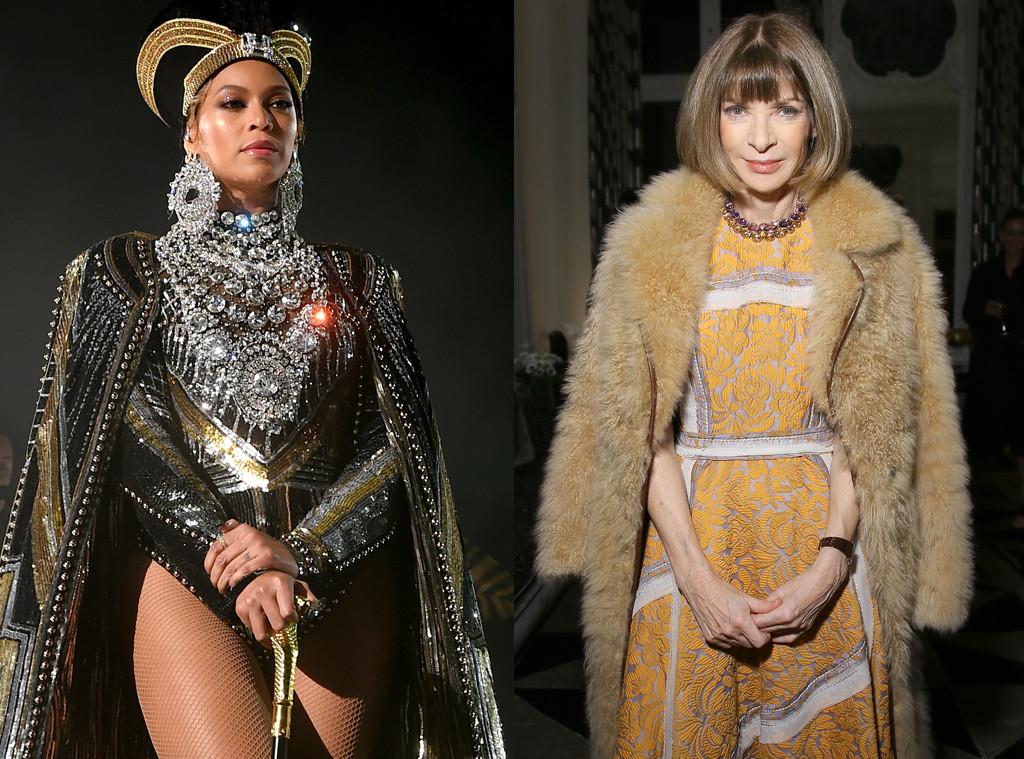 Beyonce, Anna Wintour