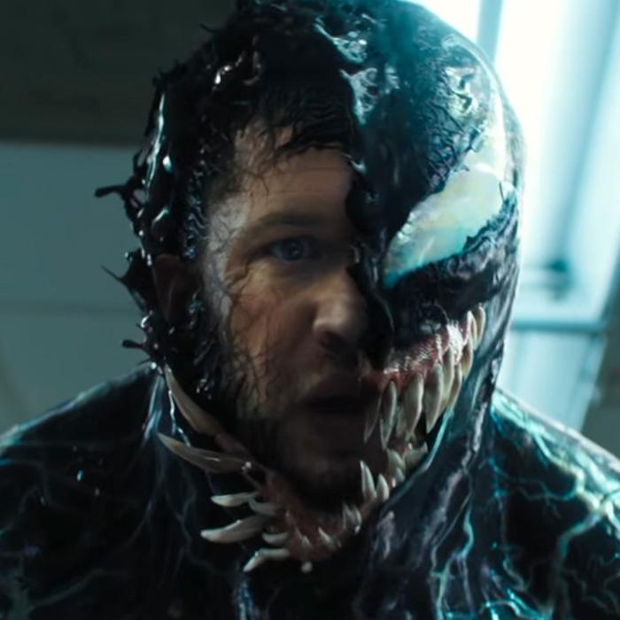 Tom Hardys Transformation In The Venom Trailer Will Terrify You E