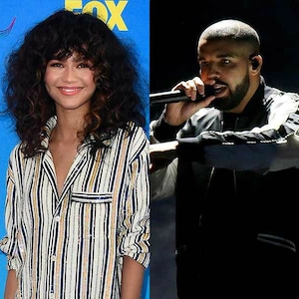 Zendaya, Drake