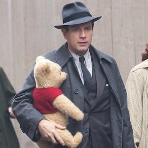Christopher Robin, Ewan McGregor, Winnie the Pooh
