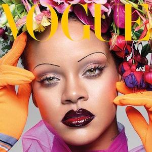 Rihanna, British Vogue, September 2018
