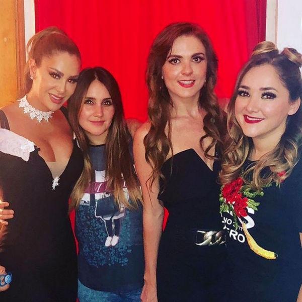 Dulce Maria, Ninel Conde, Zoraida Gomez
