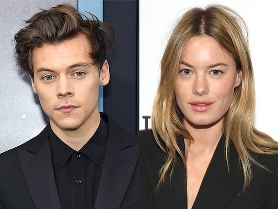 """Harry Styles Addresses Camille Rowe Breakup and Plays Her Voicemail in """"Cherry"""""""