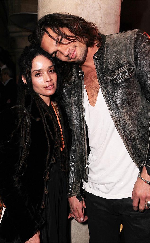 Lisa Bonet, Jason Momoa, 2010