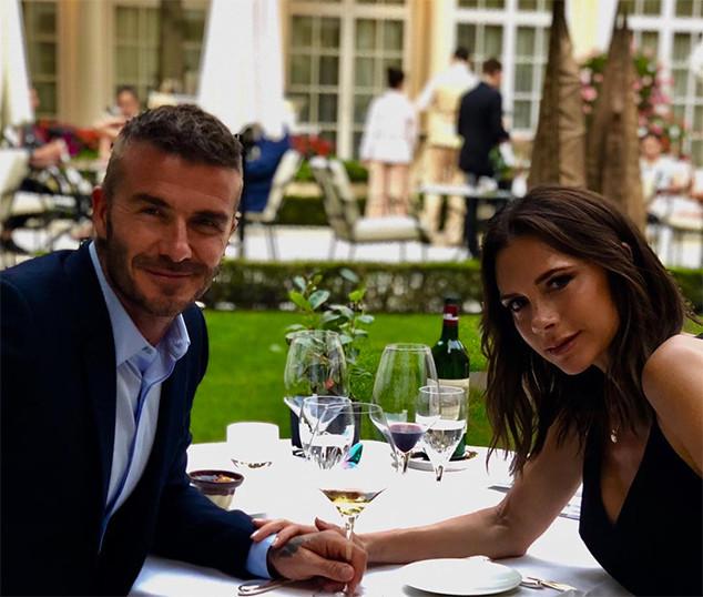 David Beckham, Victoria Beckham, Anniversary, 19 Years