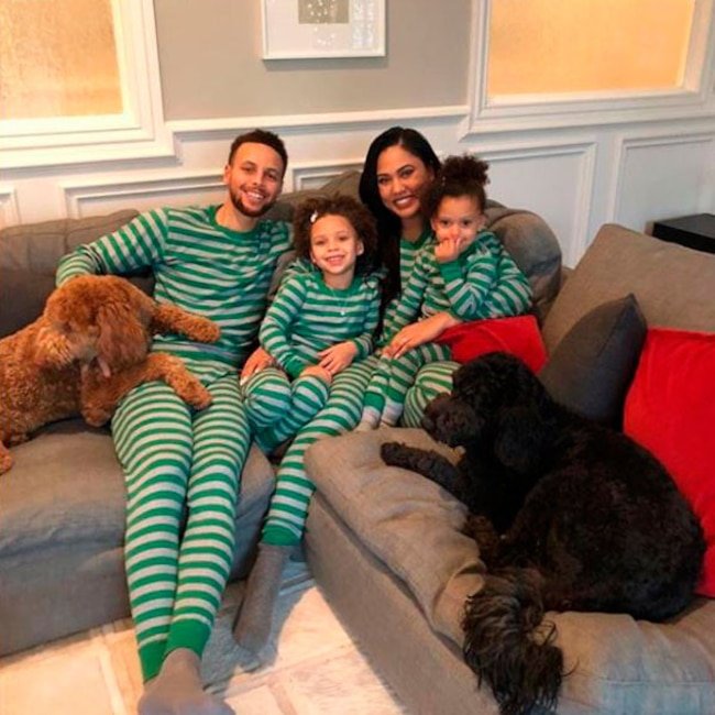 stephen curry is a father of three  check out his sweetest