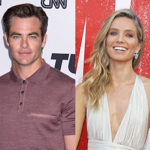 Chris Pine, Annabelle Wallis
