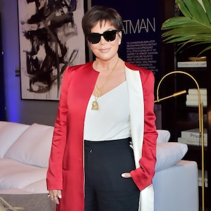 ESC: Best Dressed of the Week, Kris Jenner