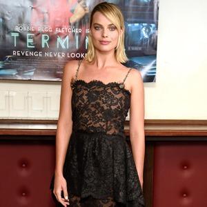 Margot Robbie, Terminal premiere