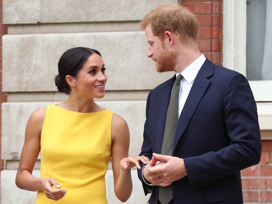 Everything Meghan Markle and Prince Harry Have Said About Becoming Parents