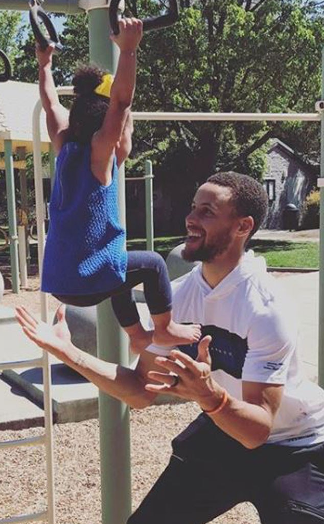 Stephen Curry, Steph Curry, Family,