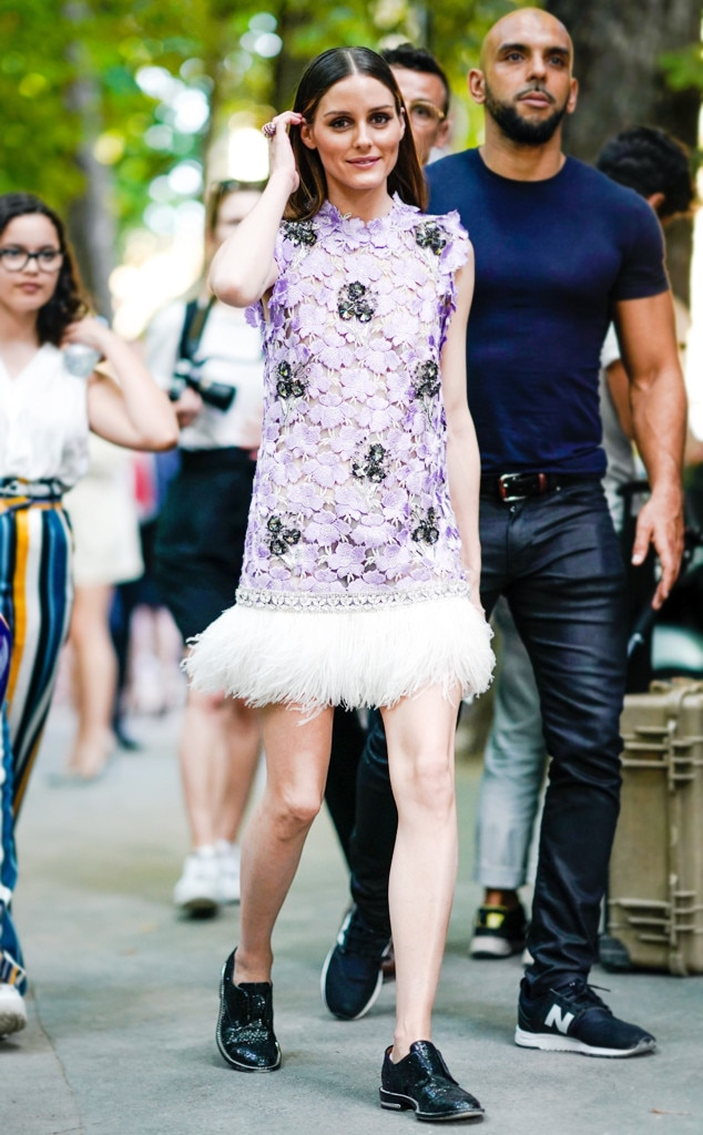 ESC: Best Dressed, Paris Haute Couture, Olivia Palermo
