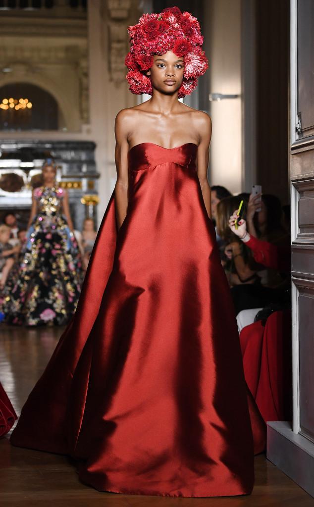 ESC: Best Looks Paris Haute Couture, Valentino
