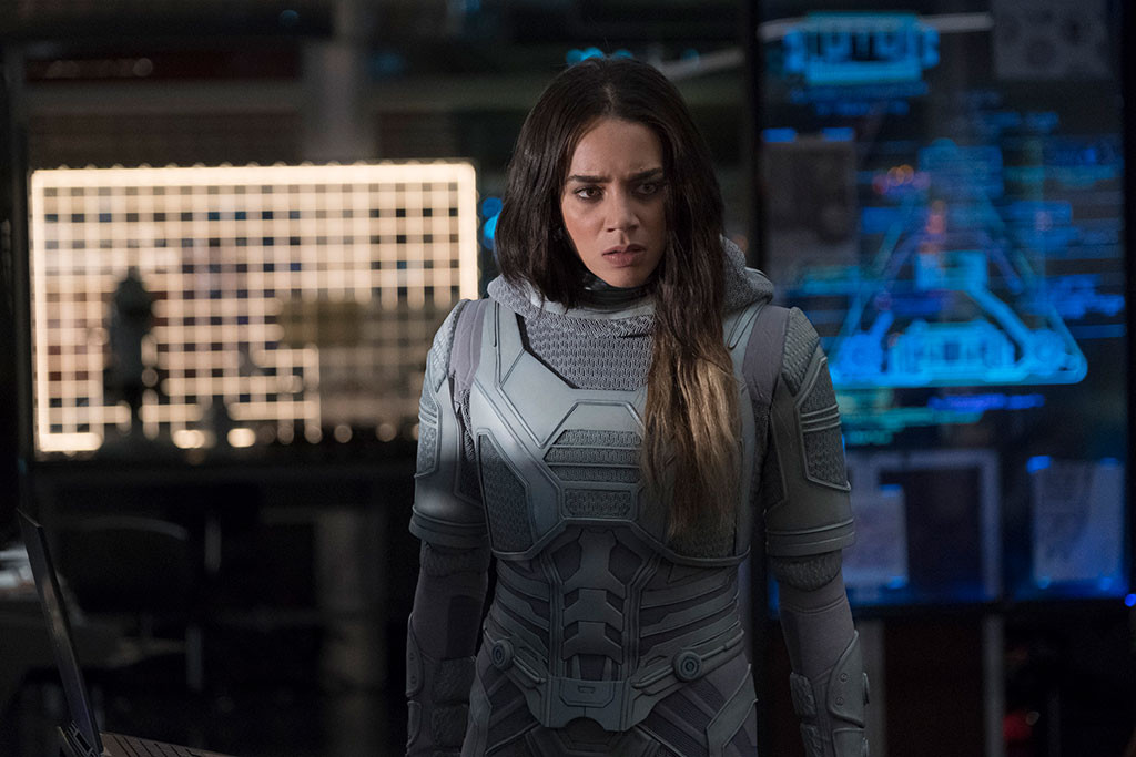 Hannah John-Kamen, Ant-Man and the Wasp