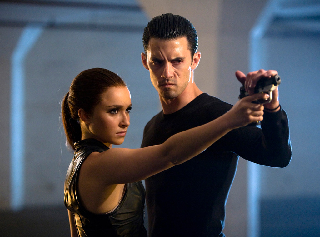 Hayden Panettiere, Milo Ventimiglia, Heroes 3.01: The Second Coming