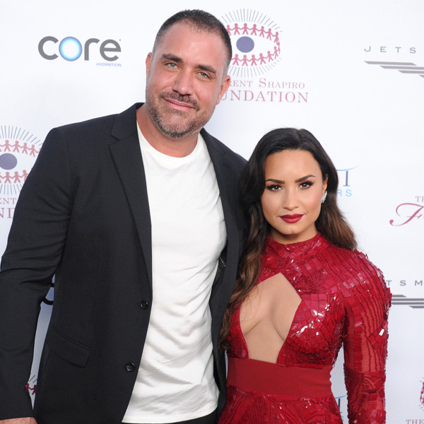 Demi Lovato, Mike Bayer