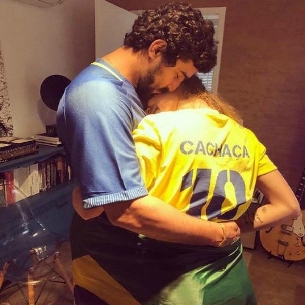 Thaila Ayala, Renato Góes