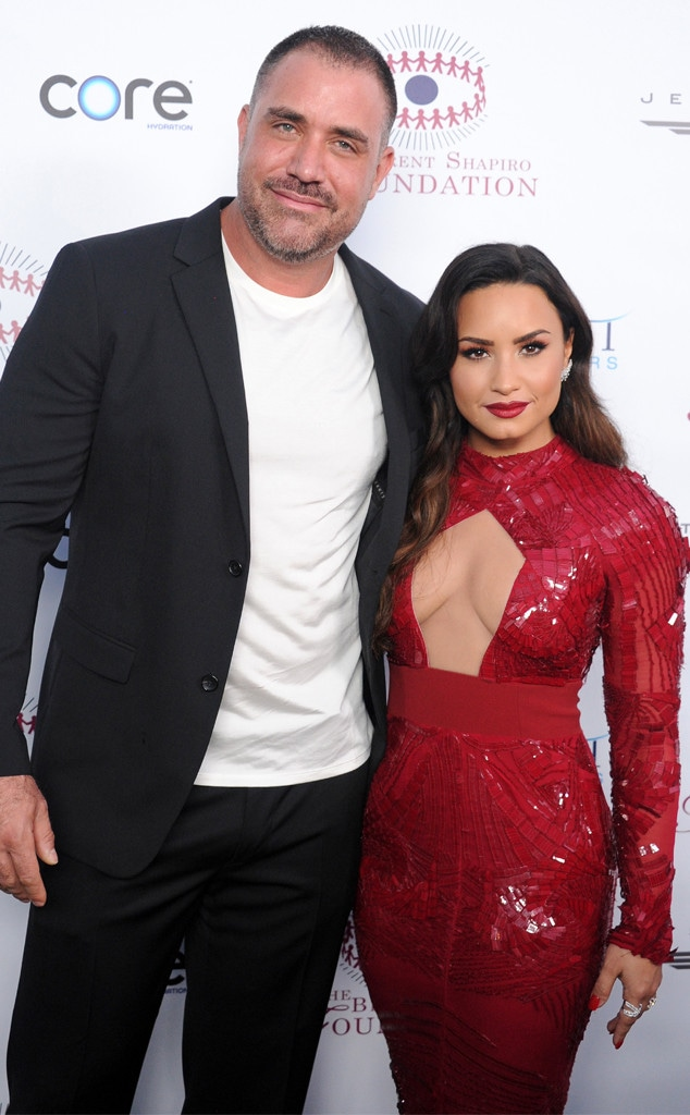 Demi Lovato, Mike Bayer