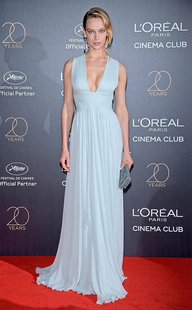 Hannah Ferguson, Model Squad, Red Carpet Looks