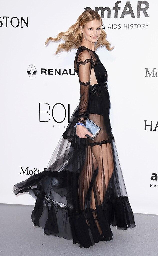 Nadine Leopold, Model Squad, Red Carpet Looks