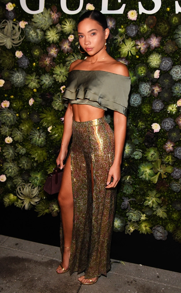 Ashley Moore, Model Squad, Red Carpet Looks