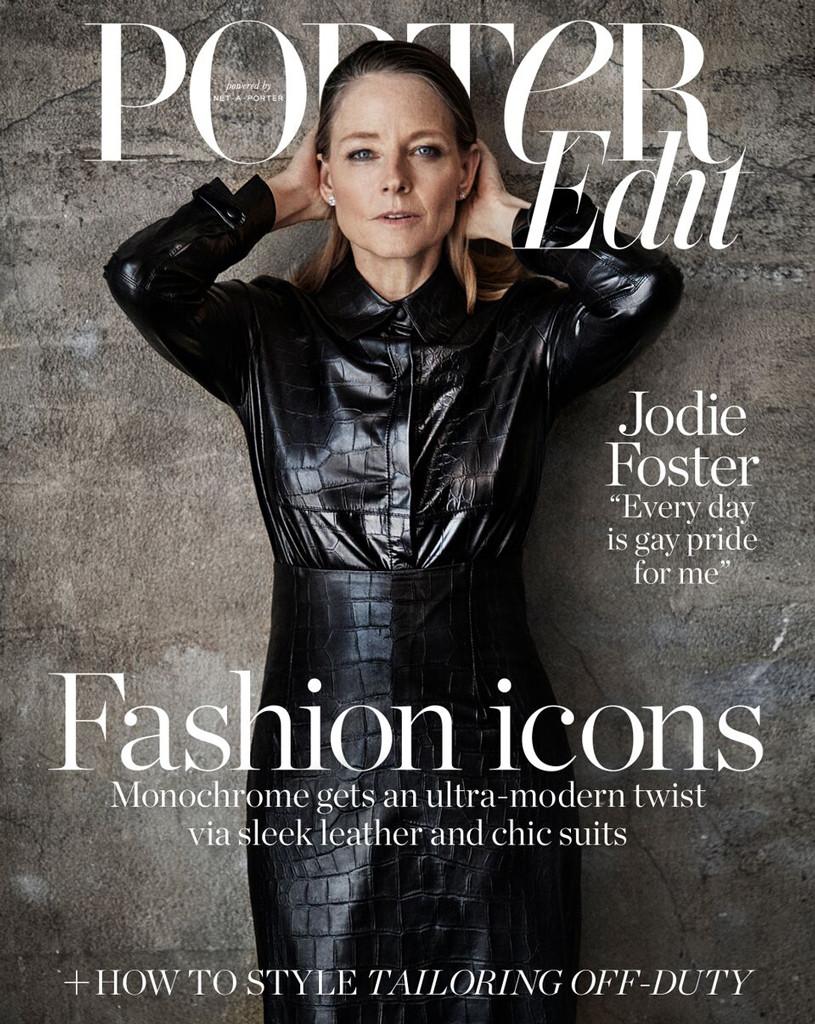 Jodie Foster, PorterEdit