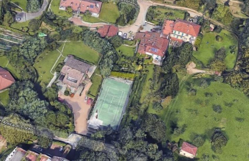 Cristiano Ronaldo, casa