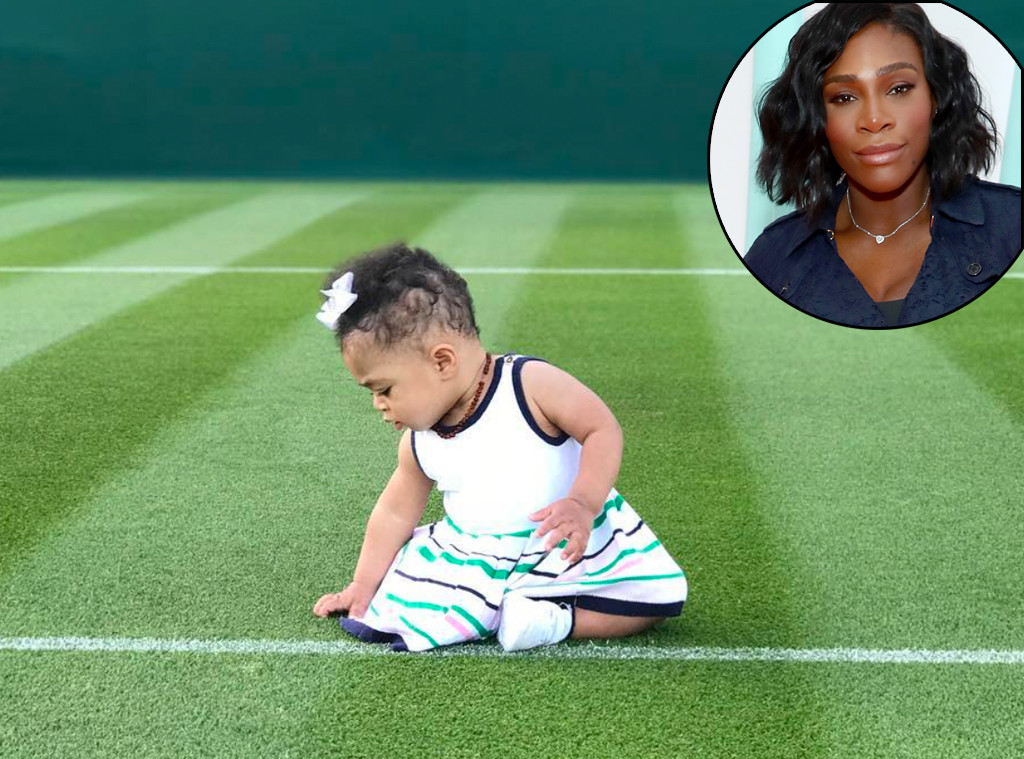 Serena Williams, Alexia Olympia Ohanian Jr.