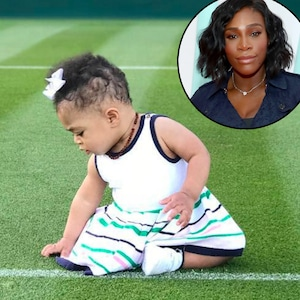 Serena Williams, Alexia Olympia Ohanian Jr.