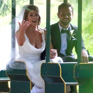 Ashley Greene, Paul Khoury, wedding