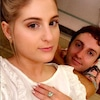 Meghan Trainor and Daryl Sabara Celebrate Their 2-Year Anniversary With a Hawaiian Getaway—and Another Ring!