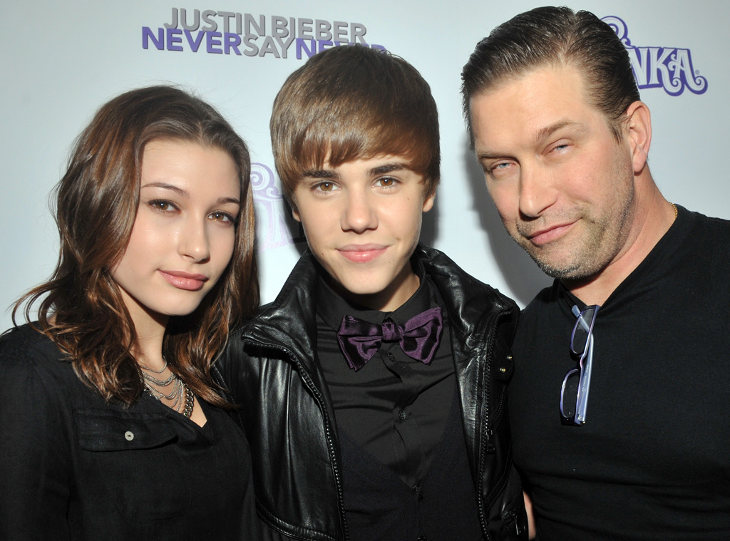 Justin Bieber, Hailey Baldwin, Stephen Baldwin