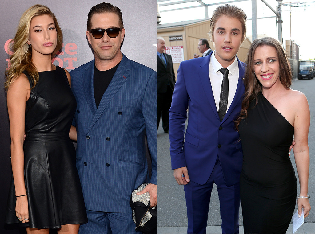 Meet The In Laws A Guide To The Baldwin And Bieber Families E News