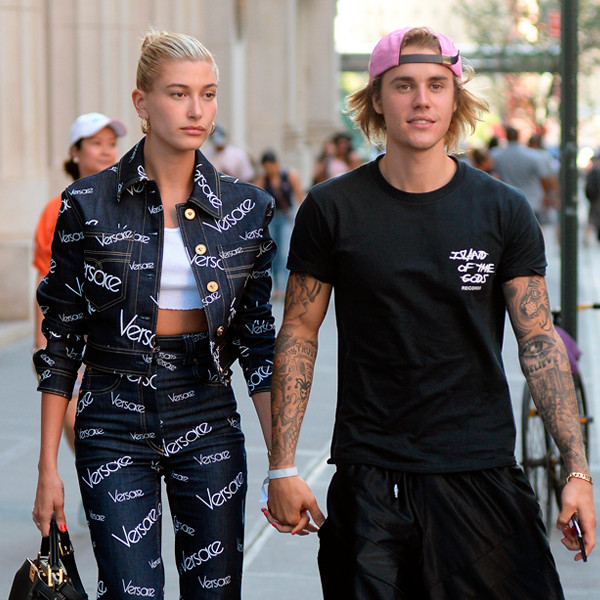 Justin Bieber Shows Off the Special Necklace He Made for Wife Hailey