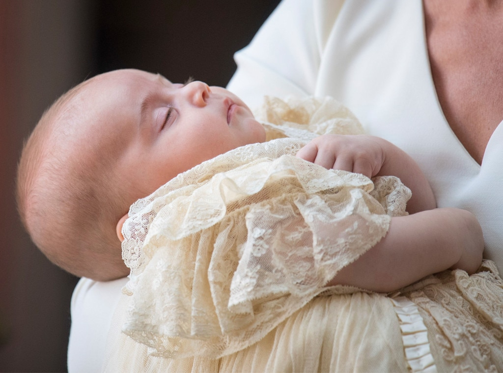 Prince Louis, Christening