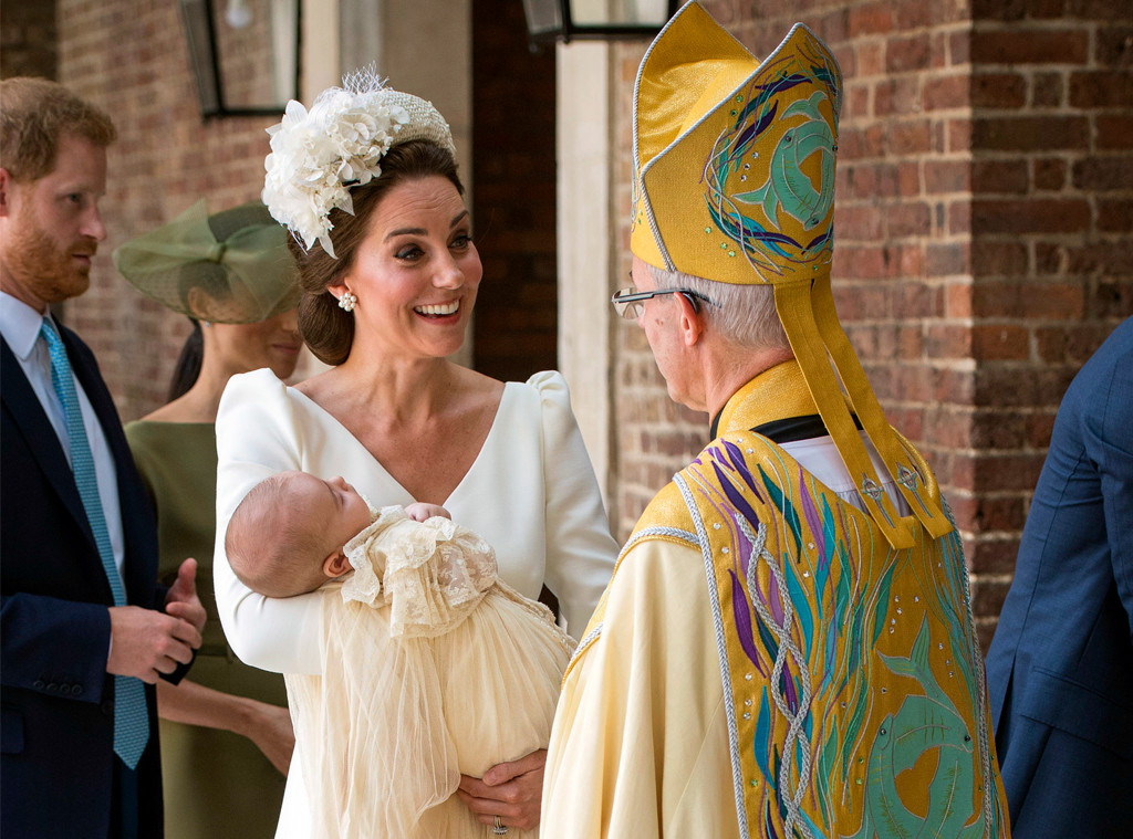 Prince Louis, Kate Middleton, Christening