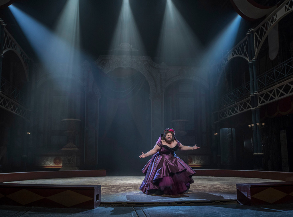 Keala Settle, The Greatest Showman