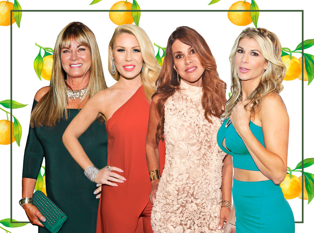 The Real Housewives Of Orange County Season 15 Official