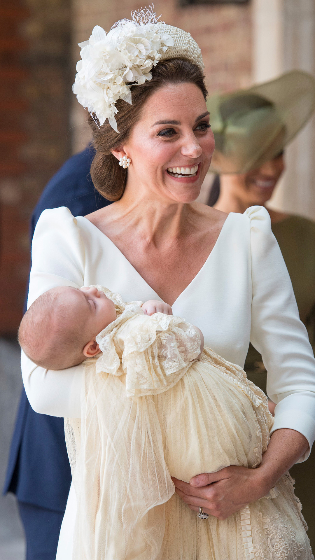 Kate Middleton, Prince Louis, Christening