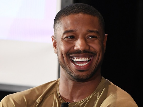 Michael B. Jordan's Shirtless Selfie for Naomi Osaka Is a Gift to All of Us