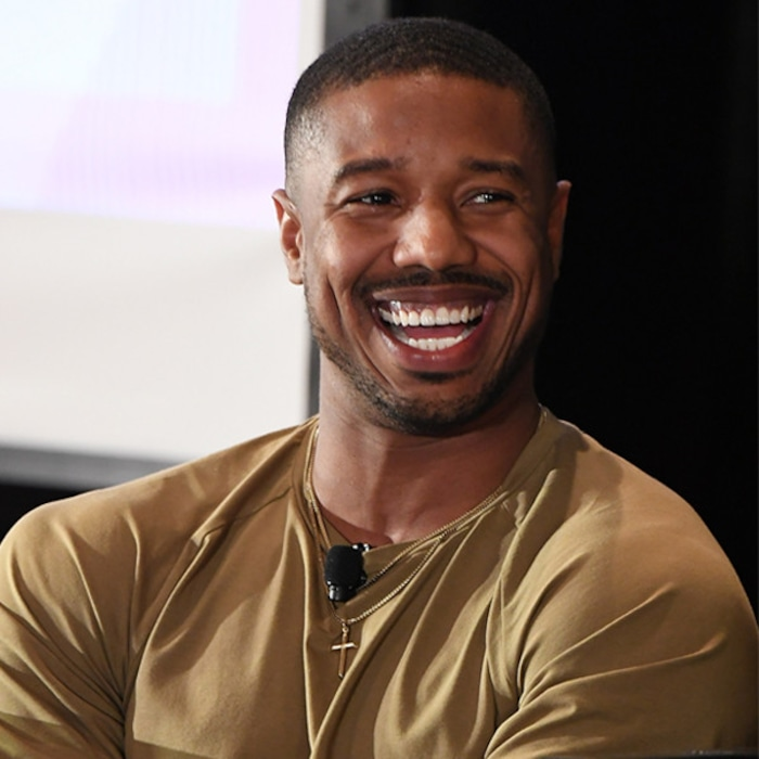 8aa904184857 Michael B. Jordan s Shirtless Selfie for Naomi Osaka Is a Gift to All of Us