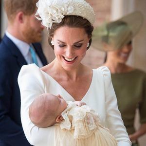 Prince Louis, Kate Middleton, Christening
