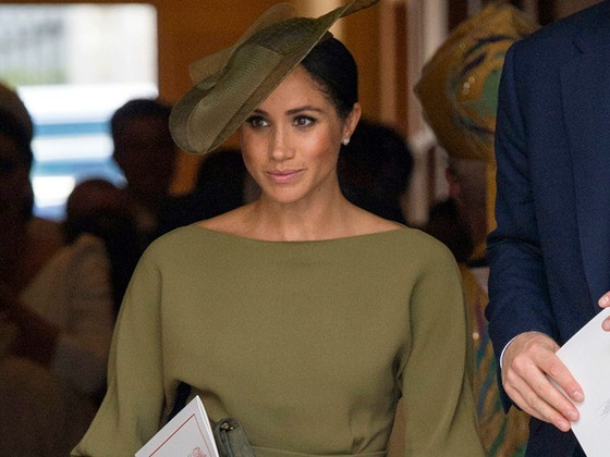 Inside the Palace's Problem With Meghan Markle's Dad