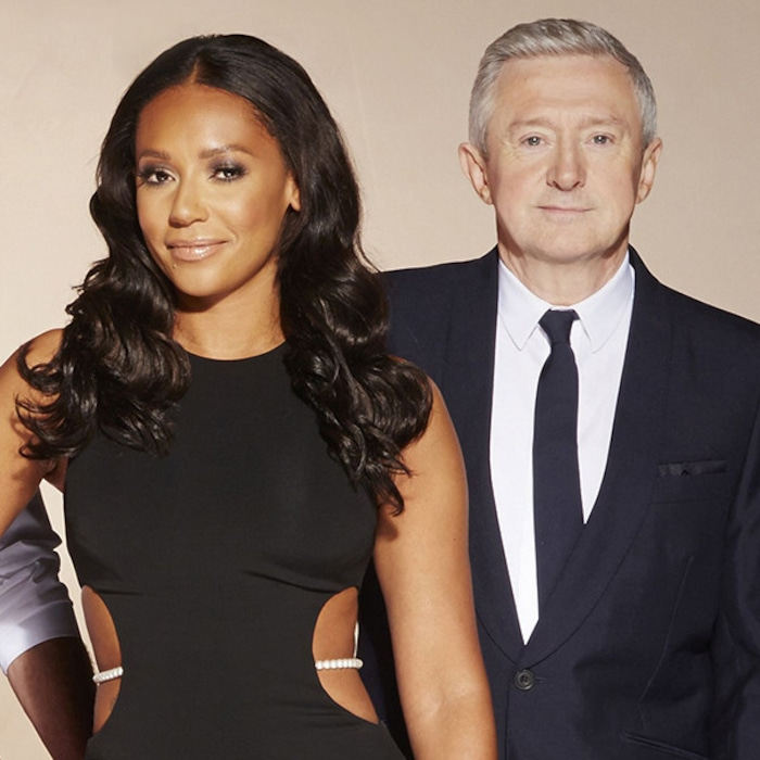 2014 Video of Louis Walsh Grabbing Mel B's Butt on Live TV Sparks Outrage  on Social Media | E! News
