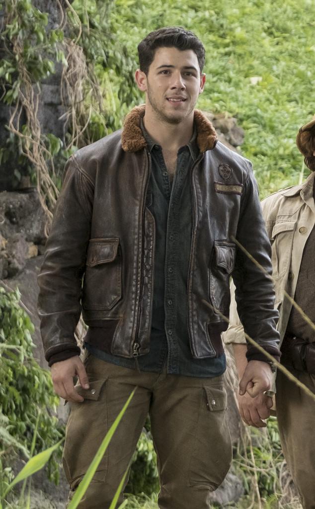 Nick Jonas, Jumanji: Welcome to the Jungle