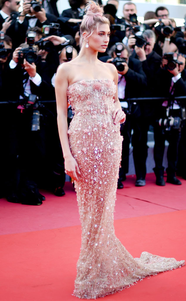 ESC: Hailey Baldwin, Cannes