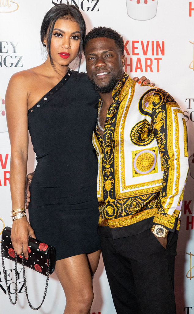 How Kevin Hart's Wife Eniko Forgave Him After Cheating